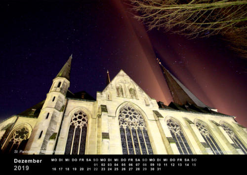 12 Christian Weinheimer• St.Pantaleon mit Sternenhimmel